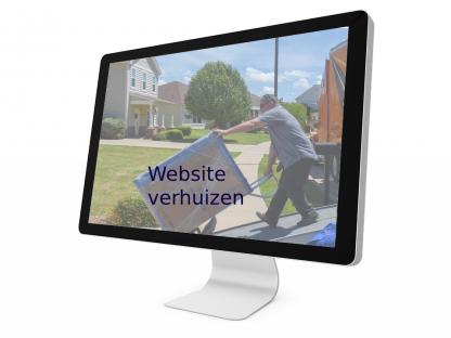 Website Verhuizen Service