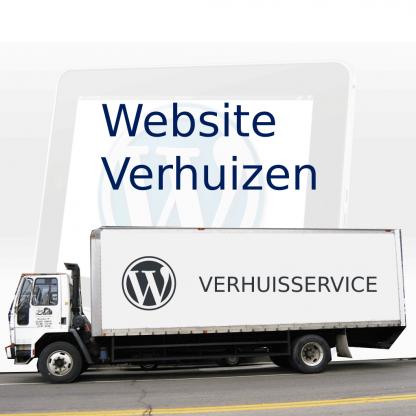 Website verhuizen