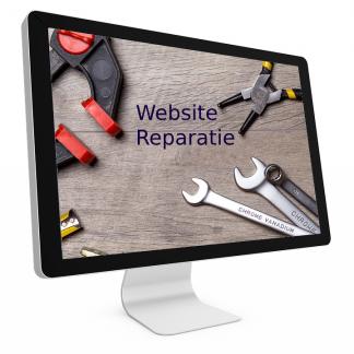 Website Reparatie Dienst