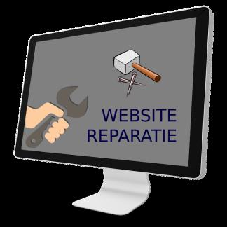 Website reparatie